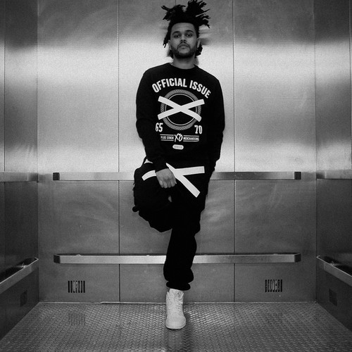 The Weeknd Drunk In Love 500x500