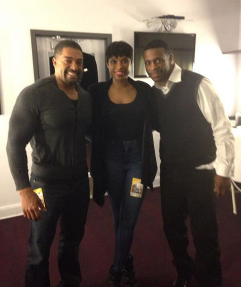Keith Sweat & Jennifer Hudson Perform Live