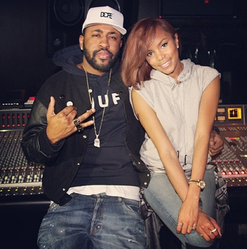 Letoya Luckett Boyfriend LeToya Luckett Hits th...