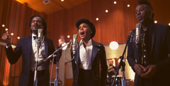 NEW MUSIC: JANELLE MONAE - WHAT IS LOVE