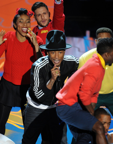 Pharrell+Williams+86th+Annual+Academy+Awards+lGEkIKBGD0Nl