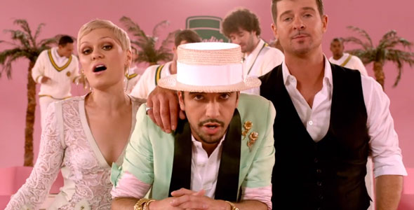 NEW VIDEO: DJ CASSIDY FEAT. ROBIN THICKE & JESSIE J - CALLING ALL HEARTS