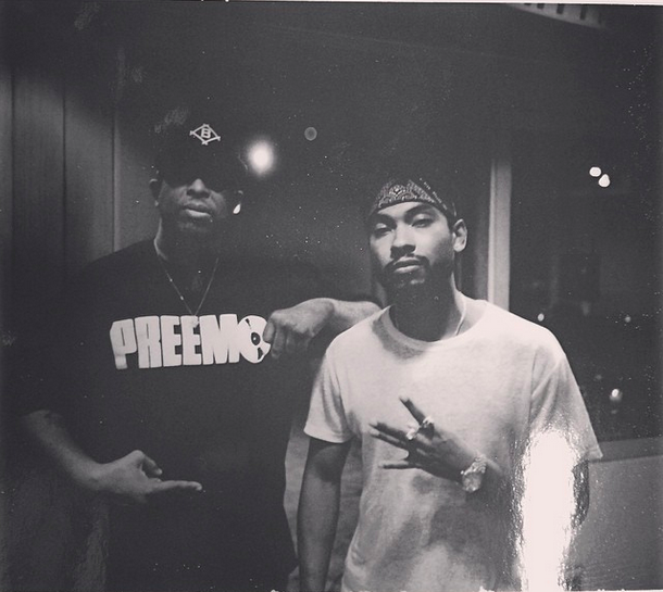 Miguel & DJ Premier