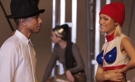 Pharrell-Dear-GIRL-Video