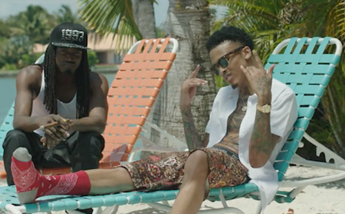 August-Alsina-Benediction-Video