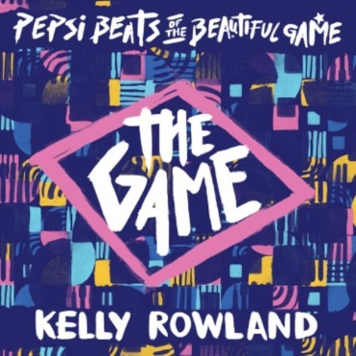 Kelly Rowland The Game 500x500
