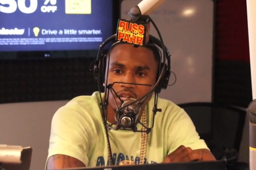Trey-Songz-on-Russ-Parr-Show