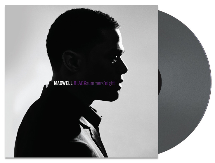 """BLACKsummer'snight"" Vinyl (PRNewsFoto/Legacy Recordings)"