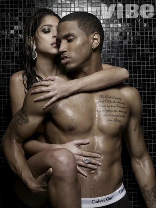 Trey Songz Naked Fakes