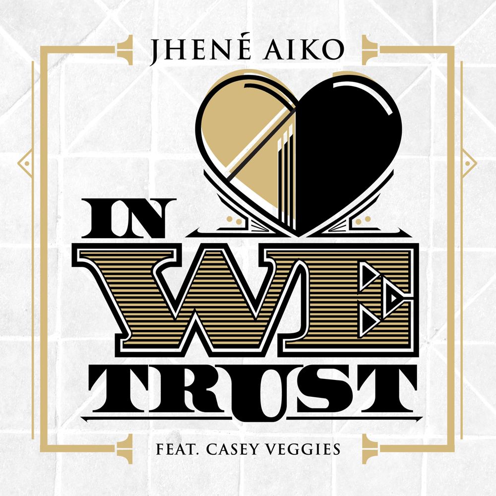 NEW MUSIC: JHENE AIKO FEAT. CASEY VEGGIES - IN LOVE WE