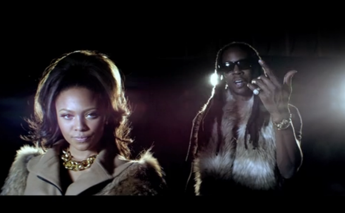 Video: Teairra Mari feat  2 Chainz - U Did That | ThisisRnB
