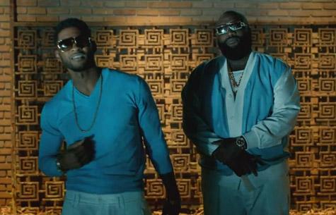 Letra Traducida de Usher ft. Rick Ross - Lemme See