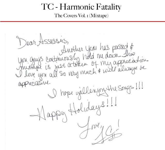 Harmonic Fatality Cover