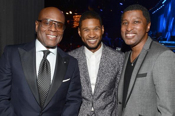 LA Reid, Usher, Babyface