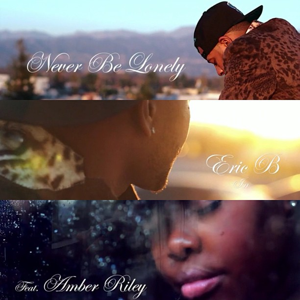 Eric Bellinger Never Be Lonely Video