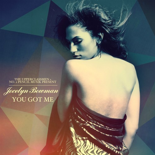 YOU GOT ME (SINGLE COVER)