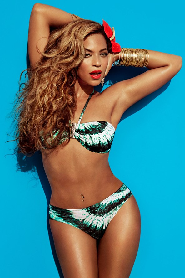 Beyonce for H&M 1