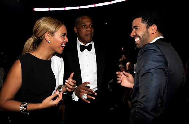 Drake Beyonce Jay