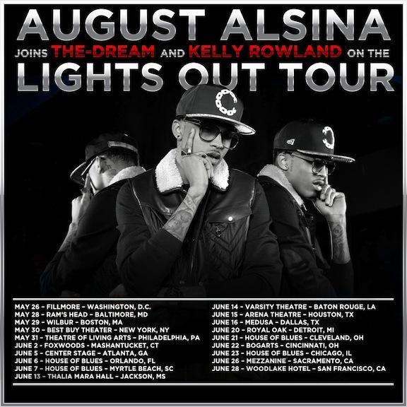 August Tour Dates