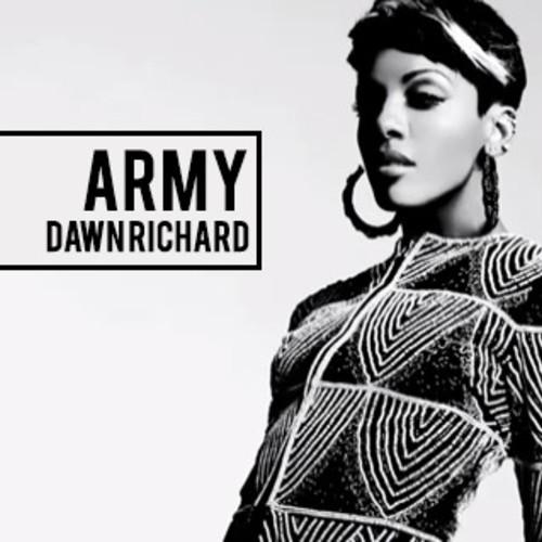 Dawn Richard Army-t500x500