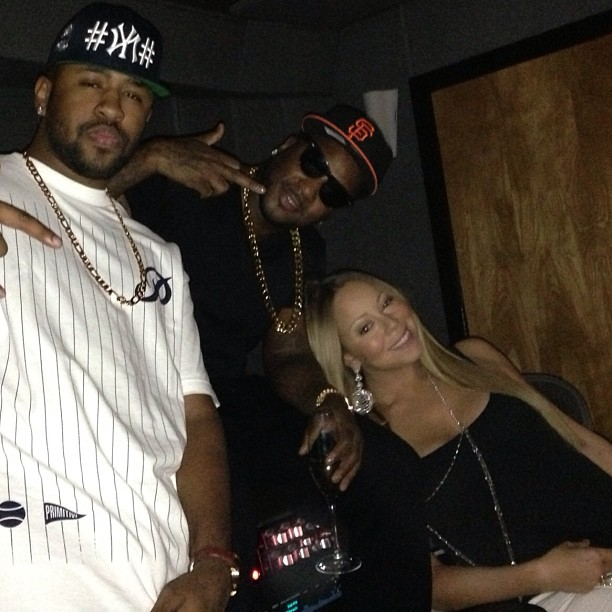 Mike Will Jeezy & Mariah 50_7