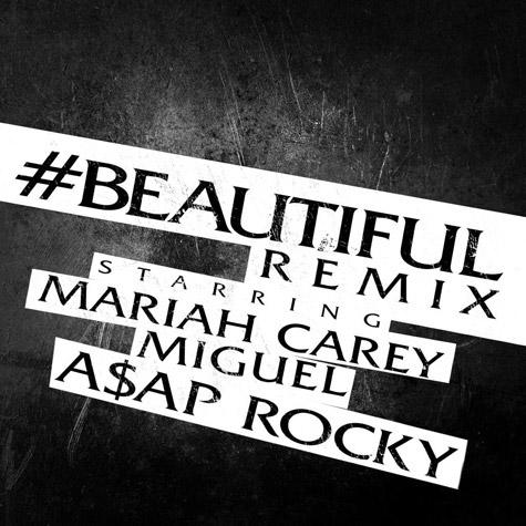 mariah carey beautiful-remix