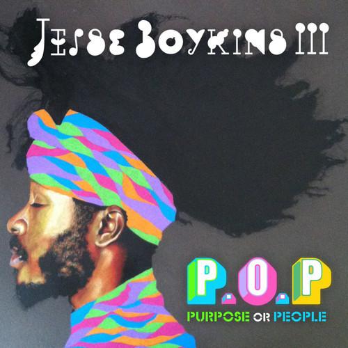 Jesse Boykins III - POP EP 500x500