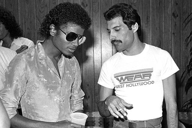 Michael Jackson & Freddie Mercury 133395656__435854c