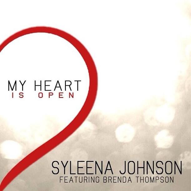 Syleena Johnson My Heart is Open