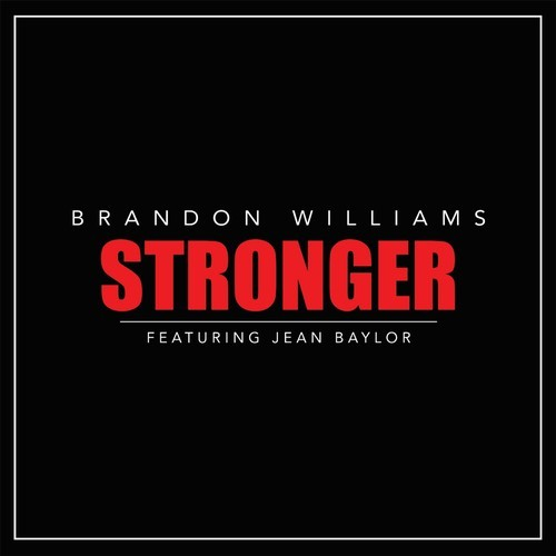 Brandon Williams Jean Baylor Stronger 500x500