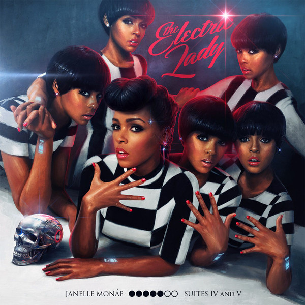 Janelle Monae The Electric Lady