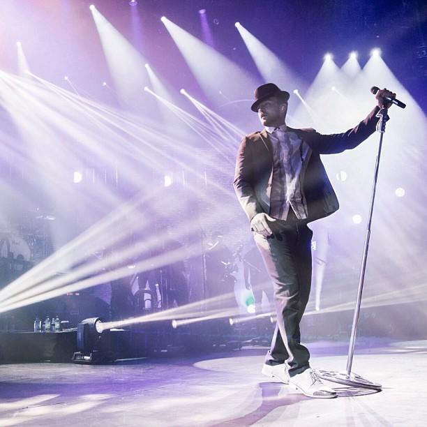 Justin Timberlake at iTunes Festival