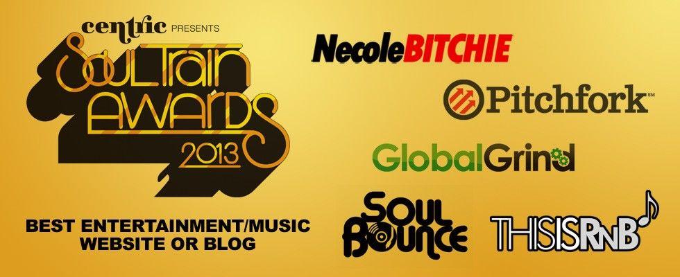 Centric 2013 Website Nominees