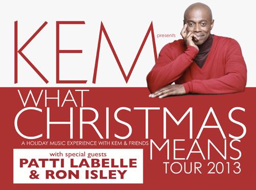 Kem Christmas Tour