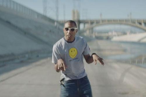 Pharrell-Happy-Video