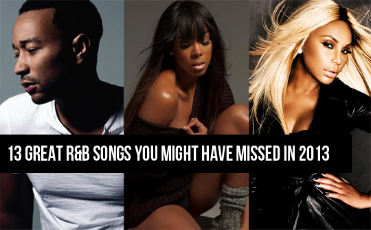 13-R&B-Songs-in-2013