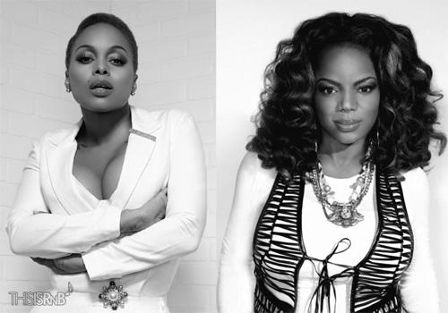 Chrisette-Michelle-&-Leela-James-R&B-Divas