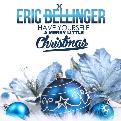 Eric Bellinger Have Yourself a Merry Little Christmas 500x500