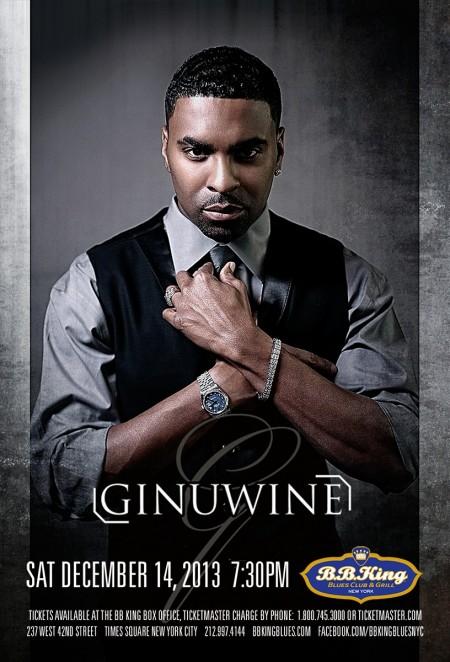 Ginuwine 2013
