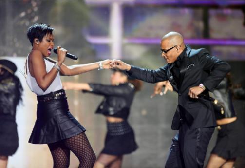 Jennifer Hudson & T.I. Soul Train Awards