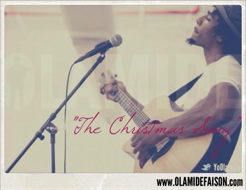 Olamide Faison Christmas