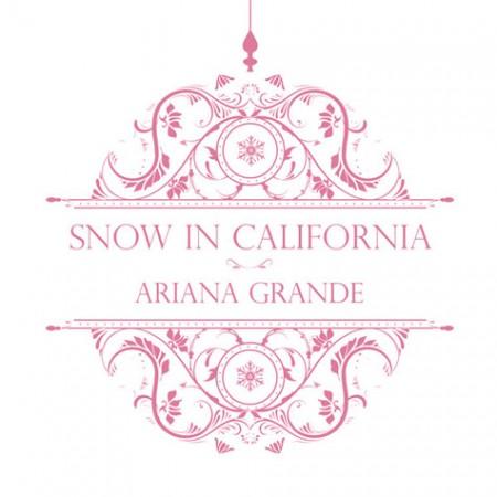 ariana-snow-in-california