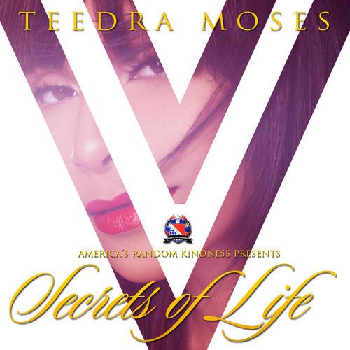 Teedra Moses Secrets of Life 500x500