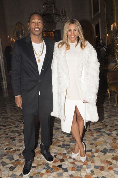 Ciara dating future