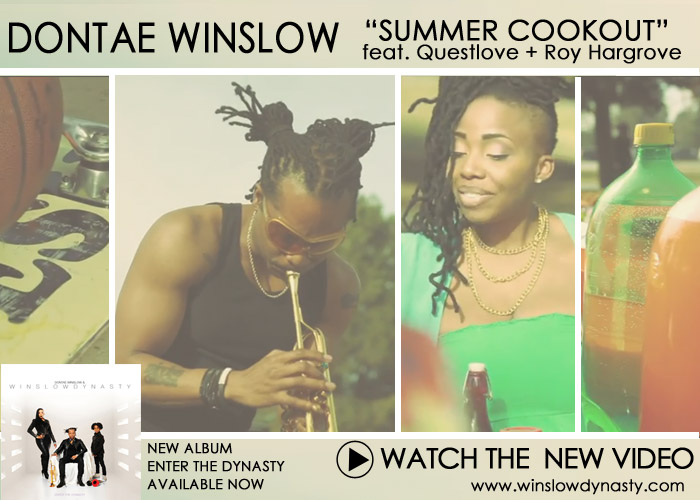 Dontae Winslow Summer Cookout Video