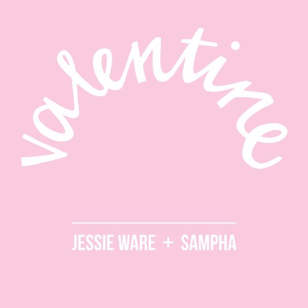Jessie-Ware-Sampha-Valentine-iTunes