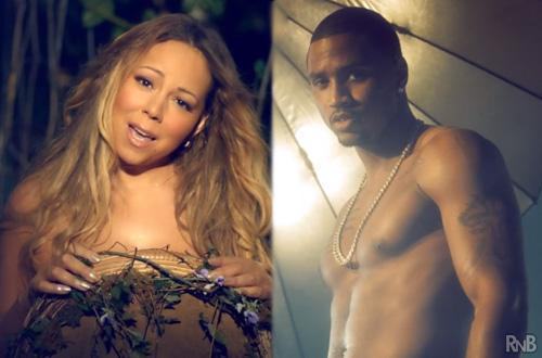 Mariah-Carey-&-Trey-Songz-You're-Mine-Remix-Video