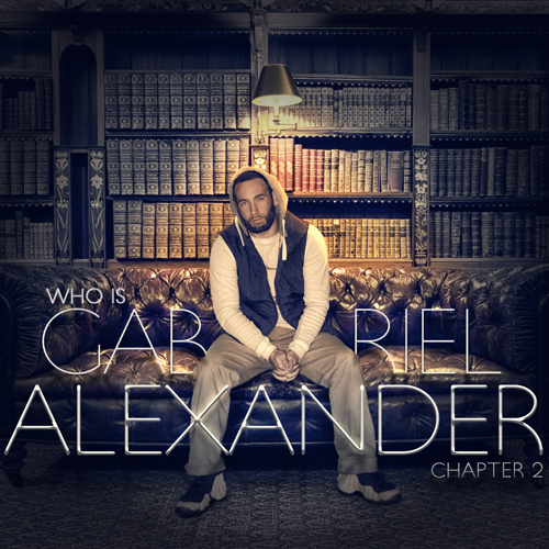 Who Is Gabriel Alexander Chapter 2 Front Cover