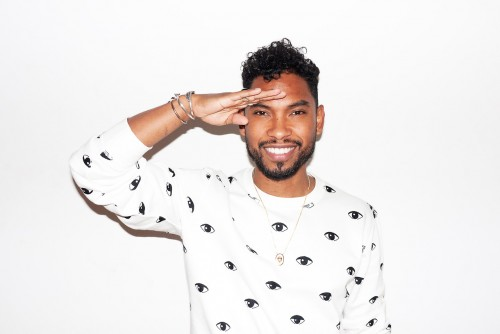 Miguel by Terry Richardson new