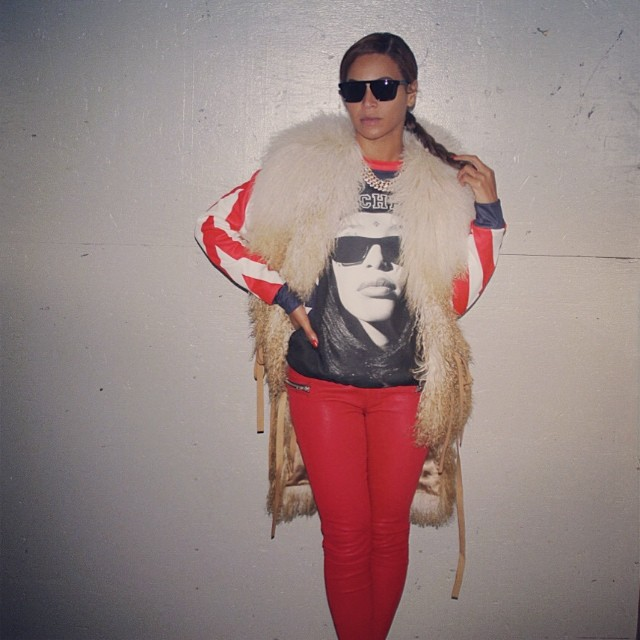 Beyonce Aaliyah 2